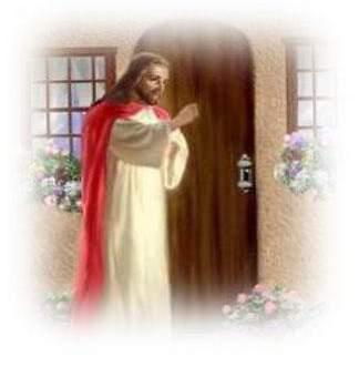 O evangelho no lar for Jesus a porta